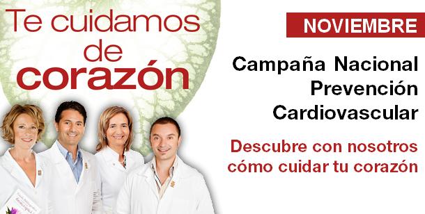 campaña de prevención cardiovascular